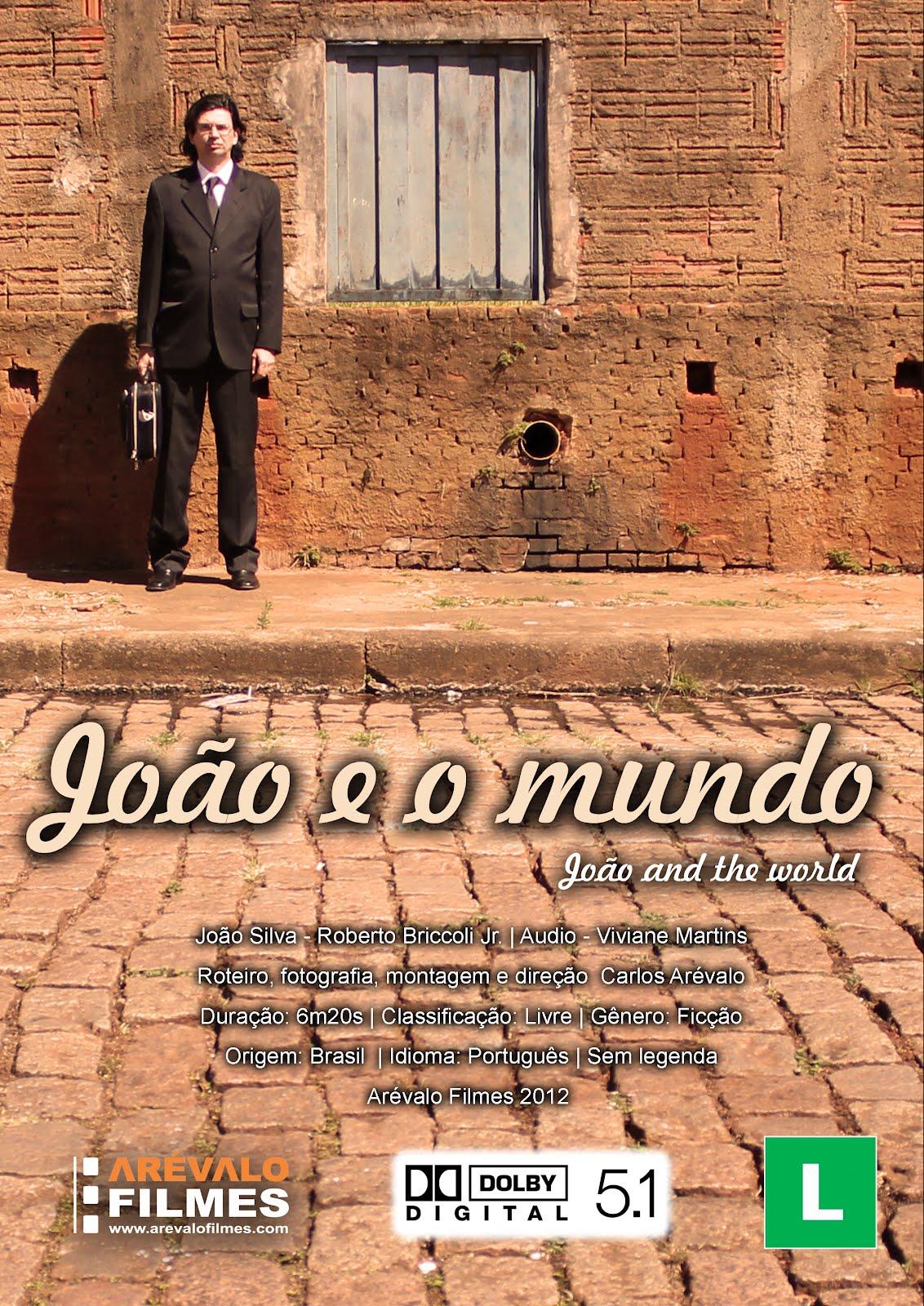 O Filme João e o Mundo representou a cidade de Assis que pertence a região de Marília nesta Mostra.