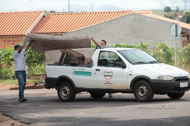 Prefeitura organiza ações pontuais e números de casos de dengue em Assis cai drasticamente (Foto: PMA/Divulgação)