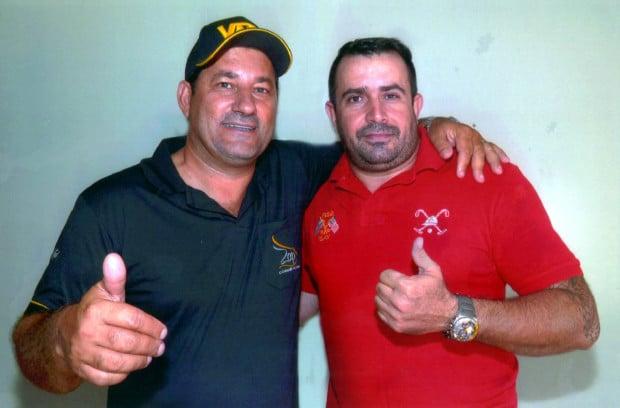 Adevar Campana e Marcio Ribeiro estão pregando a renovação na política de Assis (Foto: Ernesto Nóbile/Divulgação)