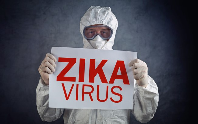 Zika vírus é transmitido pelo mosquito Aedes aegypti, também vetor da dengue e chikungunya (Foto: iStock)
