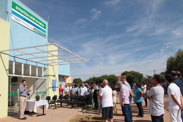 Para a construção foram realizados investimentos do governo federal, no valor de 200 mil para a obra (Foto: Divulgação)