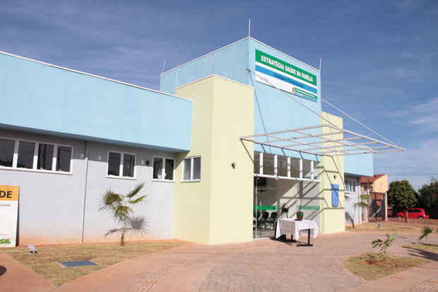 Prefeitura inaugura as novas instalações da ESF Prudenciana (Foto: Divulgação)