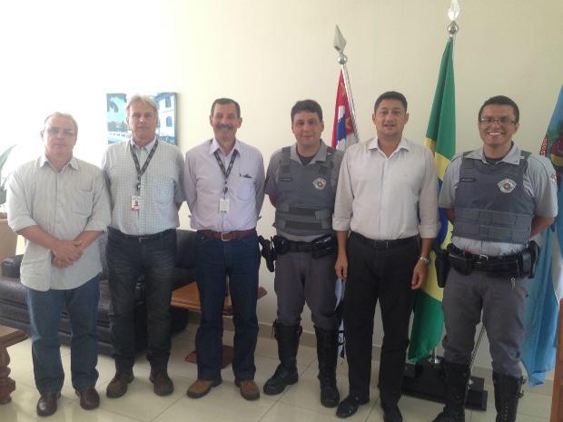 Projeto da CART será executado em parceria com Polícia Militar Rodoviária e Prefeitura Municipal (Foto: CART/Divulgação)