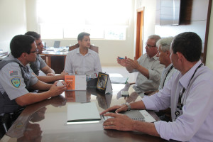 Reunião Paço Municipal Assis (Foto: CART/Divulgação)