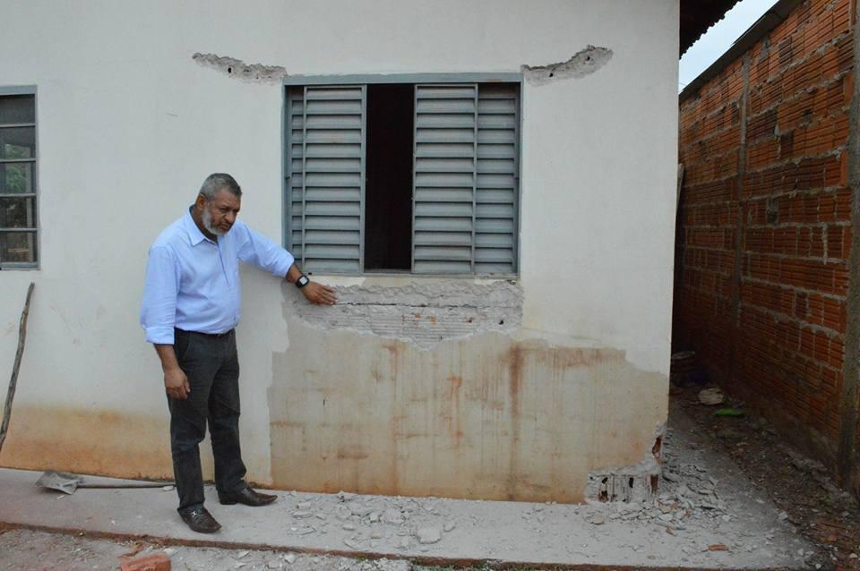 Justiça Federal nomeia perito para avaliar casa no Parque Colinas