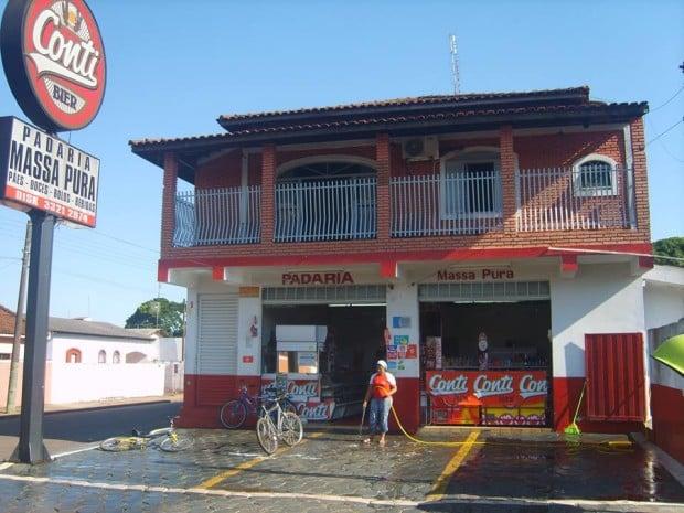 Miro era o proprietário da panificadora Massa Pura (Foto: Reprodução)