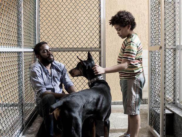 Cena do filme 'Mundo cão' (Foto: Divulgação)