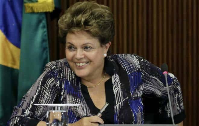 Presidente do Brasil, Dilma Rousseff (Foto: Reprodução)