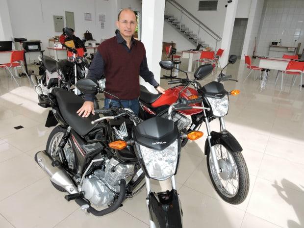 Haverá sorteios de prêmios, inclusive 2 motos 0km, sendo uma para mulher e outra para homem (Foto: Divulgação)