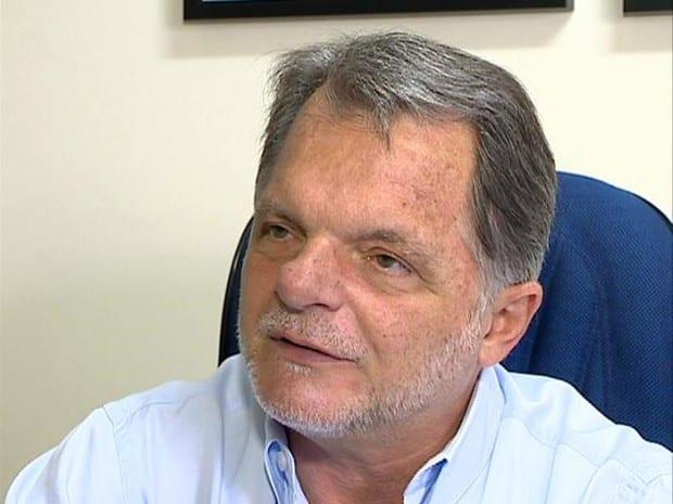 Decisão da Justiça determinou a cassação do mandato do deputado estadual Mauro Bragato (PSDB) (Foto: Reprodução/TV Fronteira)