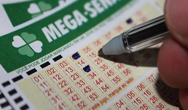 Mega-Sena acumula e paga R$ 10 milhões no sorteio do próximo sábado (Foto: Reprodução)