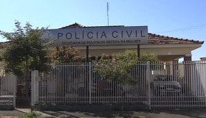 Polícia trabalha com possibilidade de infanticídio (Foto: Reprodução / TV TEM)