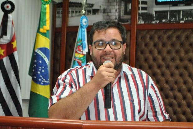 Vereador Professor Thiago (Foto: Reprodução)