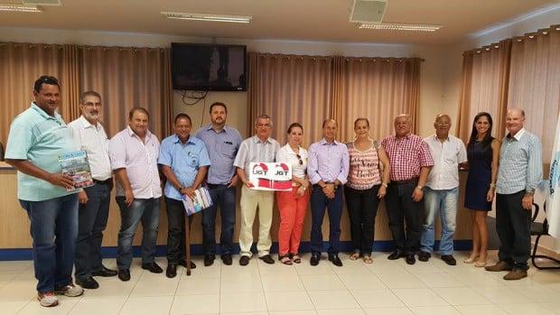 Sincomerciários participa de reunião da UGT em Prudente (Foto: Divulgação)