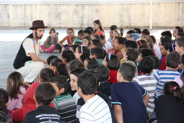 Palmital e Cândido Mota recebem Circuito Cultural - Contação de Histórias (Foto: Divulgação)