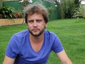Filho do cineasta Glauber Rocha, Eryk Rocha, em imagem de arquivo. (Foto: Pedro Cunha / G1)
