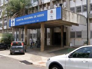 Novos servidores irão atuar no Hospital Regional de Assis (Foto: Reprodução)