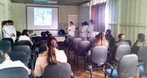 Santa Casa promove treinamento sobre materiais biológicos e gerenciamento de resíduos (Foto: Divulgação)