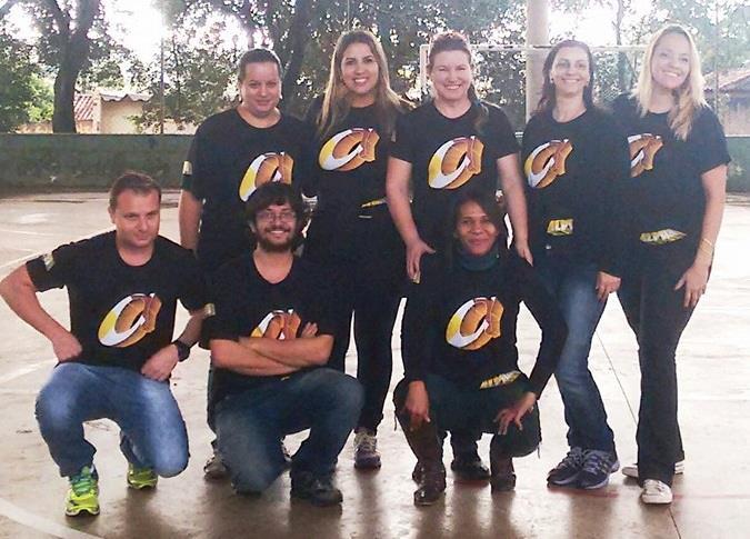 Equipe azul vence 3ª edição da Gincana Cultural de Exatas do
