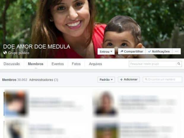 Página já tem 30 mil membros em 6 dias (Foto: Reprodução / Facebook)