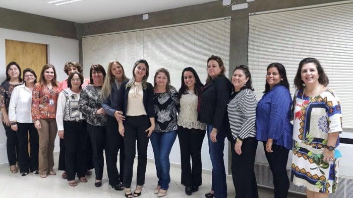 Programa melhoria da educação realiza encontro com prefeitos e secretários do Civap (Foto: Divulgação)
