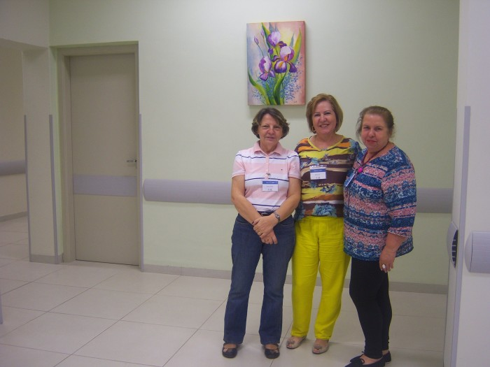 Santa Casa de Assis recebe novos voluntários (Foto: Divulgação)