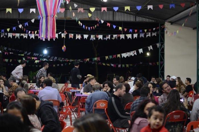 Festa Julina dos Bancários será na sexta-feira, dia 22 (Foto: Divulgação)