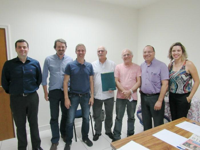 ACIA firma convênio com Sicoob Paulista (Foto: Divulgação)