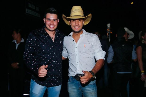 Bruno e Barretto encerram Ficar 2016 (Foto: Divulgação)