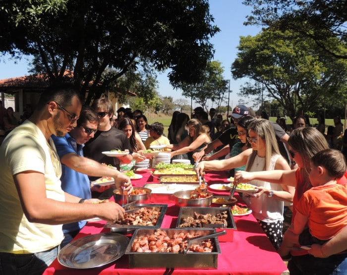 Sindicato comemora Dia do Bancário com grande festa (Foto: Divulgação)