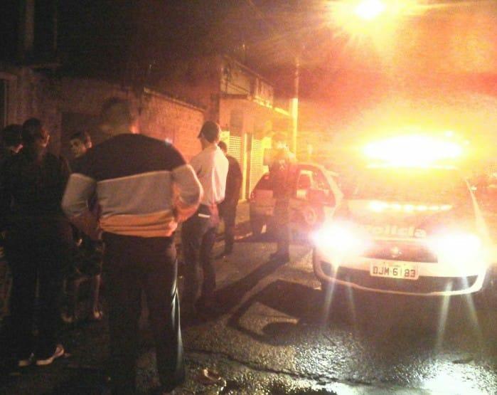 Tentativa de assalto em churrascaria em Assis acaba com morte da assaltante (Foto: Andressa Pinheiro César/Cedida)
