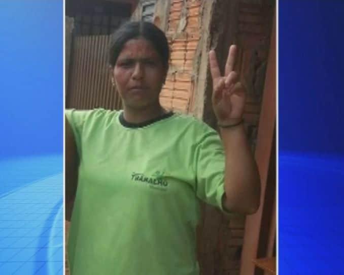 Neici Aparecida estava internada e morreu nesta terça-feira (2) (Foto: TV TEM/Reprodução)