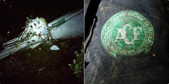 Polícia confirma 76 mortos em acidente com o avião da Chape
