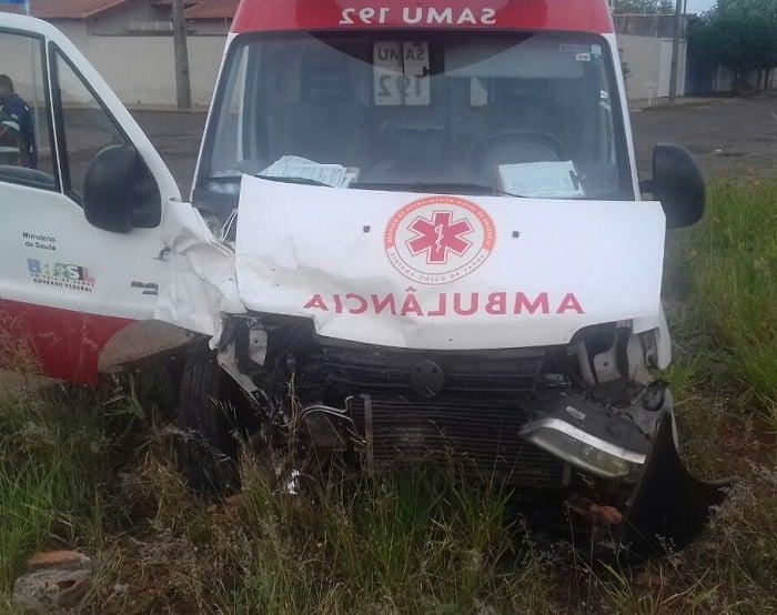 Enfermeira ficou ferida em acidente (Foto: Naji Nayfe Besharah/Arquivo Pessoal)