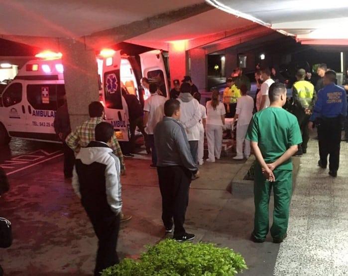 Resgate do avião da Chapecoense (Foto: Fabricio Crepaldi)