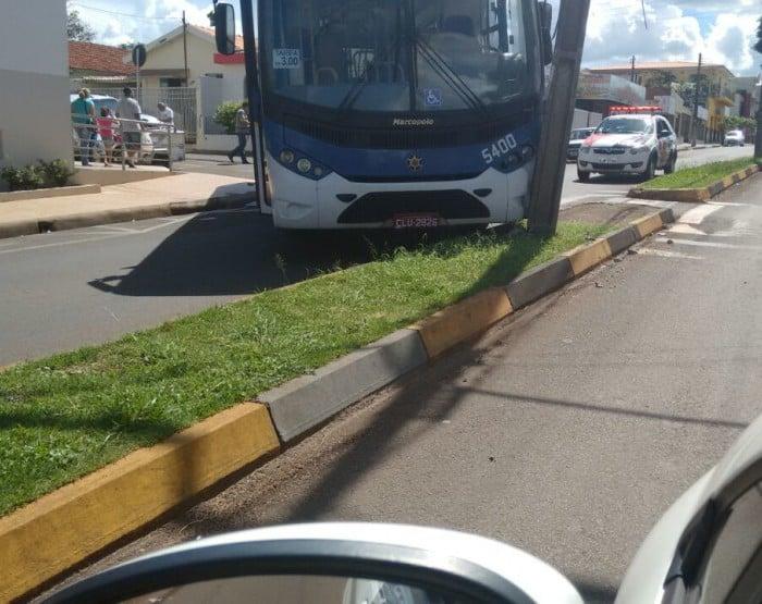 Preso causou acidente em Assis (Foto: Arquivo Pessoal)