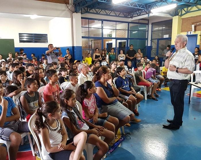 Prefeitura de Tarumã lança o Projeto Brincando com Esporte (Foto: Divulgação)