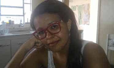 Jornalista Denise Moreira (Foto: Reprodução/i7Notícias)