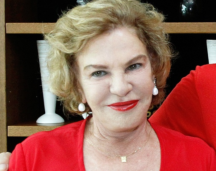 A ex-primeira-dama Marisa Letícia (Foto: Roberto Stuckert Filho)
