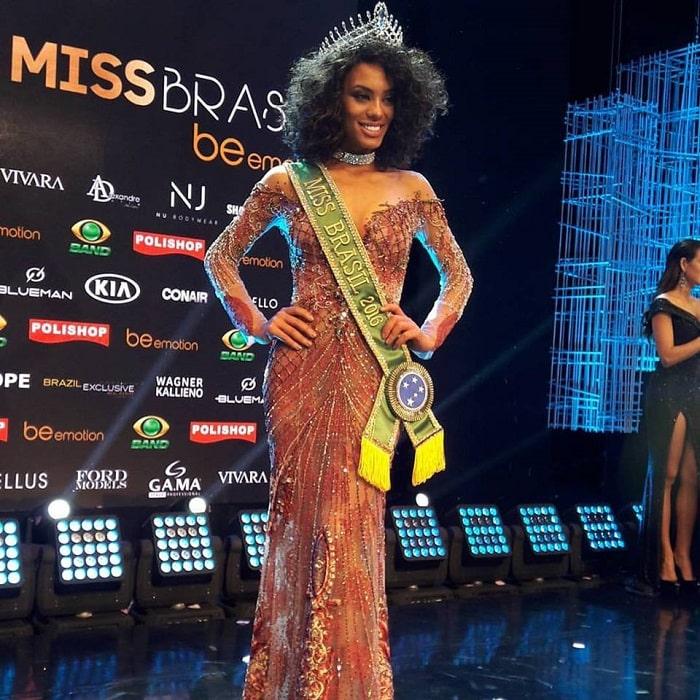 Miss Brasil Raissa Santana