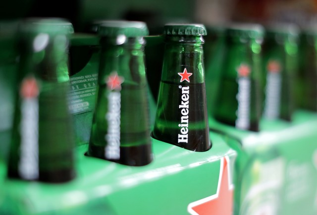Heineken anuncia acordo para compra da dona da Schin no Brasil (Foto: Reuters)