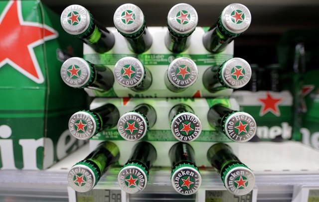 Heineken é a segunda maior cervejaria do Mundo e passa a ser a segunda maior empresa de cerveja do Brasil (Foto: Reuters)