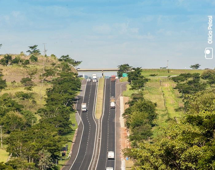 Número reflete melhorias na sinalização, infraestrutura e serviços prestados aos usuários (Foto: Divulgação/Olício Pelosi)
