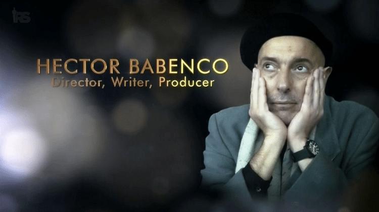 O diretor brasileiro Hector Babenco foi homenageado
