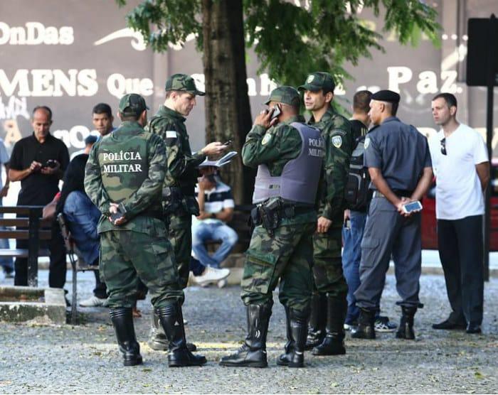 Com volta de PMs às ruas, número de homicídios cai no Espírito Santo