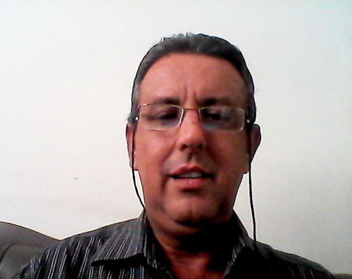 Roimicher Perugini tinha 54 anos de idade