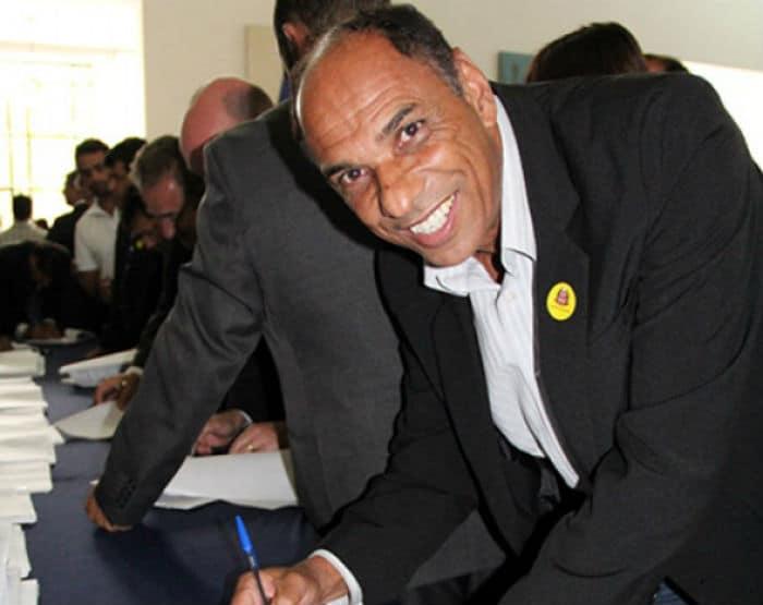 Prefeito de Caiabu, Dário Marques Pinheiro (PSDB) (Foto: Reprodução)