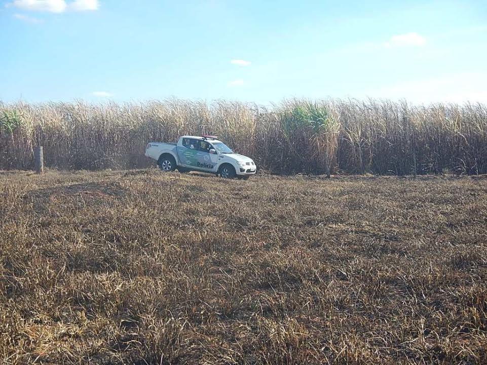 Usina de Cana-de-açúcar recebe autuação de mais de R$ 40.000 por queimada irregular