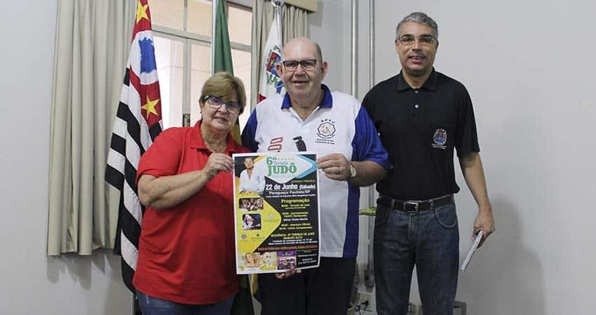 Com a presença de 600 atletas, 6° Torneio Regional de Judô Isaburo Suto de Paraguaçu é sucesso